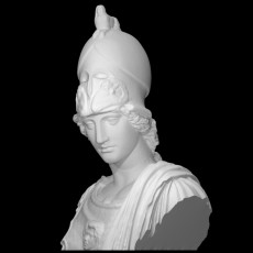 Bust of The Athena Pallas Giustiniani