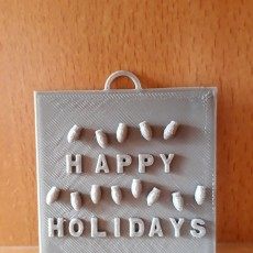 Stranger Things Holiday-Tinkercad Christmas