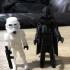 Darth Vader print image
