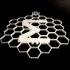 SmartCash honeycomb christmas ornament image