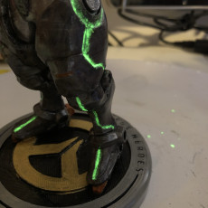 Picture of print of Lucio - Overwatch