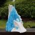 Frozen Castle print image
