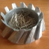 Gear holder for paper clips image