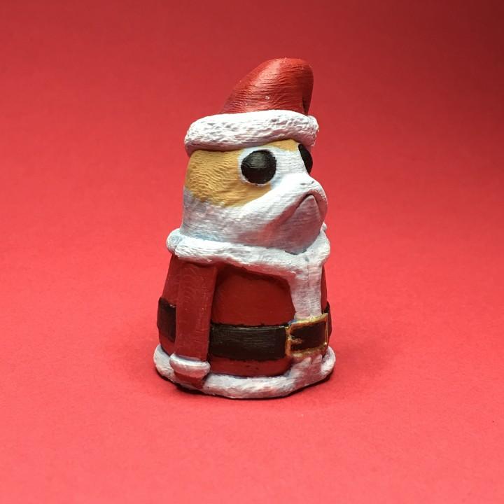 Santa Porg  - Star Wars