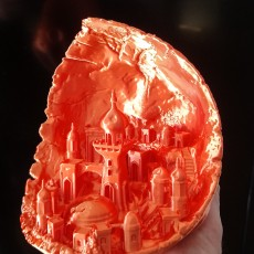 Picture of print of Moon City 2.0 This print has been uploaded by Chris Bannerman