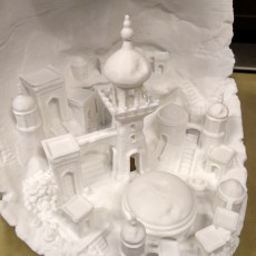 Picture of print of Moon City 2.0 This print has been uploaded by Aivaras