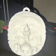 Picture of print of Moon City 2.0 This print has been uploaded by scott findlater