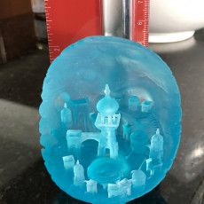 Picture of print of Moon City 2.0 This print has been uploaded by Matthew Horbund
