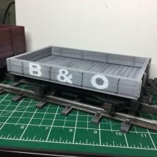 2 Plank Open Wagon for 16mm Scale Garden Railway