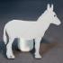 Donkey bauble image