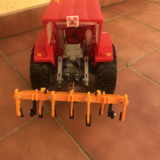 Picture of print of OpenRC Tractor Cultivator