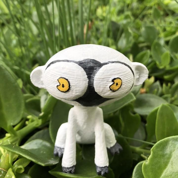 sonic speed monkey(Kekkai sensen)