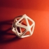 Polyhedron bauble image