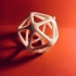 Polyhedron bauble image