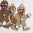 Gingerbread Man Ornament image