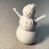Snowman Ornament image