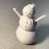 Snowman Ornament image