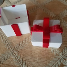 Picture of print of Gift Box