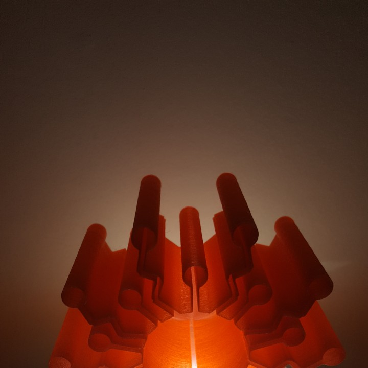 Logo Lamp
