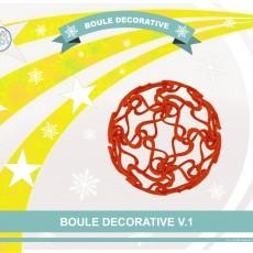 Boule decorative V.1