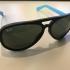 Aviator Sunglasses print image