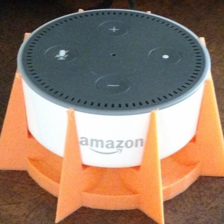 Echo DOT Sound Enhancer
