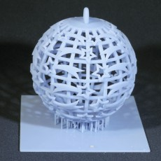 Picture of print of Boule Etoiles Filantes