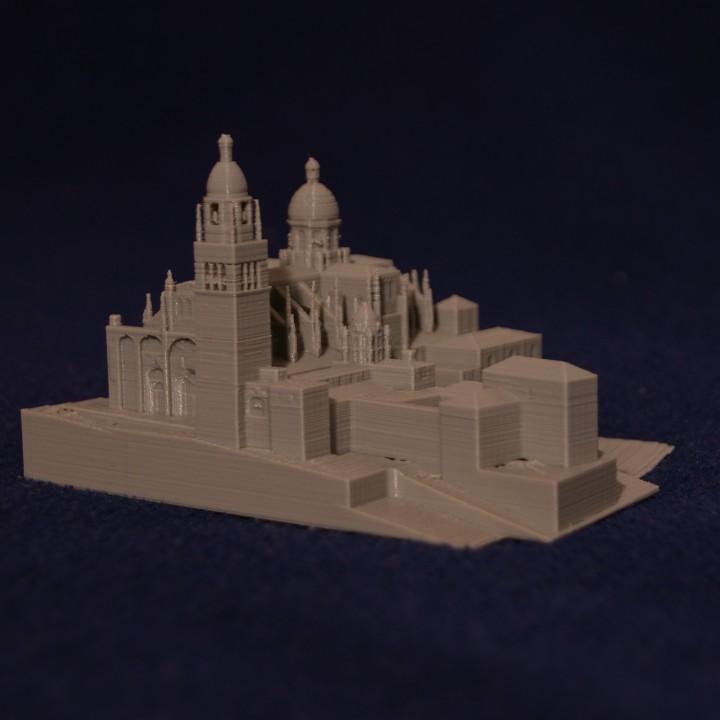 Salamanca's Cathedral