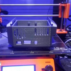 Picture of print of Thor's Hammer raspberry pi 3 case
