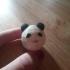 panda head image