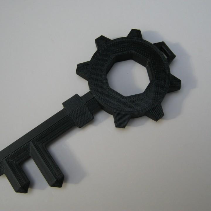 The Legend of Zelda: Twilight Princess Small Key
