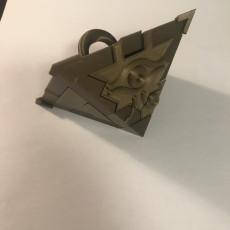 Picture of print of Millennium Puzzle 3D Puzzle