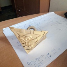 Picture of print of Millennium Puzzle 3D Puzzle This print has been uploaded by Eduardo Salas Fernández