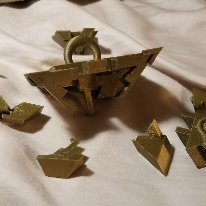 Millennium Puzzle 3D Puzzle