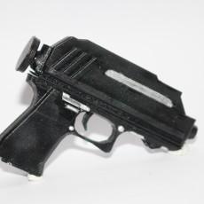 DC-17 blaster pistol from Starwars  and Starwars battlefront 2