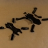 Black Widow - racer 250 class drone print image