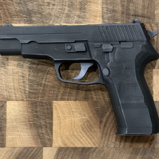 Picture of print of pistol sig sauer p226
