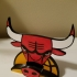 Chicago Bulls Phone / Tablet Stand image