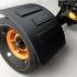 Evolve Carbon GT front fenders image