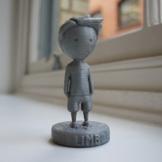 Picture of print of Limbo Boy