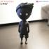 Limbo Boy print image