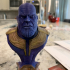 Thanos (Avengers: Infinity War trailer version) print image