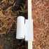 1 inch pvc cold frame hinge for pvc garden bed image