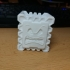 Thwomp USB stick / SD card holder image