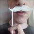Mustache Face Prop image