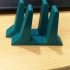 Vertical Laptop Stand print image