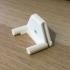 Fisher & Paykel Vertical Freezer Door Flap clip image