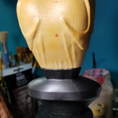 Picture of print of Figrin D'An Bust  - Star Wars