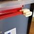 Clip for assembling storage boxes Kis Bi Box image