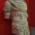 Portrait statue of a Roman military commander image